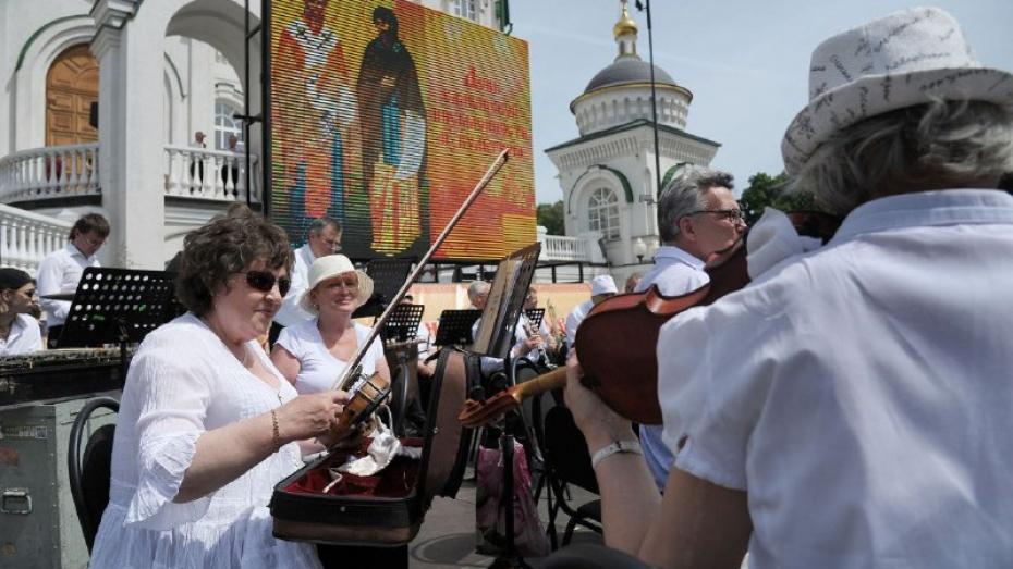 Первые лица региона поздравили воронежцев с Днем славянской письменности и культуры