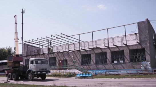 В Бутурлиновке административное здание стадиона капитально отремонтируют за 21 млн рублей