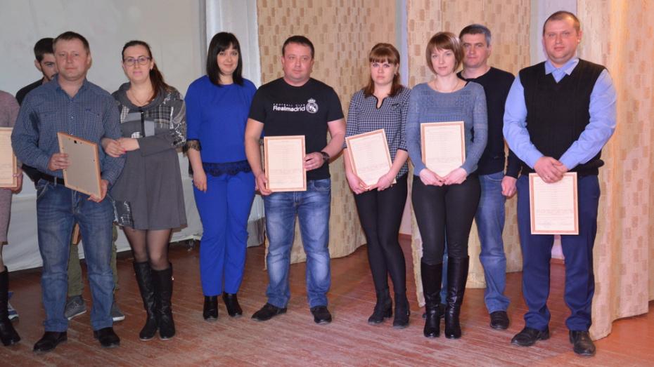 В Поворинском районе 18 семей получили сертификаты на приобретение жилья