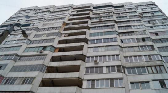 В 2018 году в Воронеже ввели в эксплуатацию 1 млн 110 тыс кв м жилья