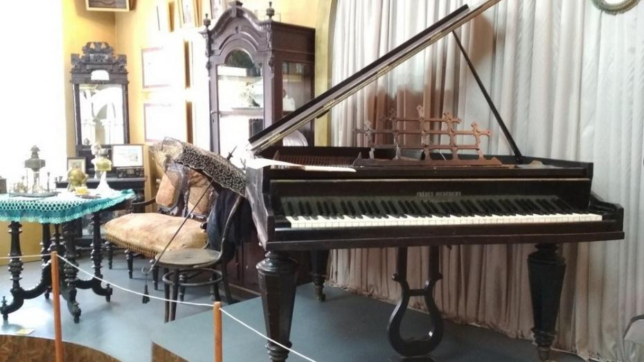 Лискинцев пригласили в музей на вечер музыки и поэзии XIX века 18 мая