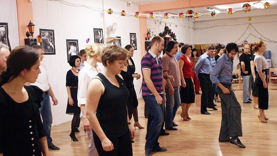 Воронежцев приглашают на бесплатный урок танго