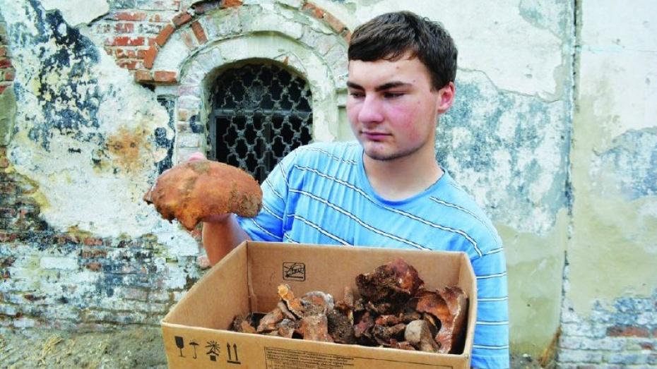 В Воронежской области коммунальщики наткнулись на кости людей при прокладке водопровода