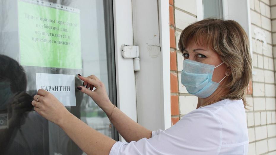 В таловском поселке Утиновка на карантин по ОРВИ закрыли детсад