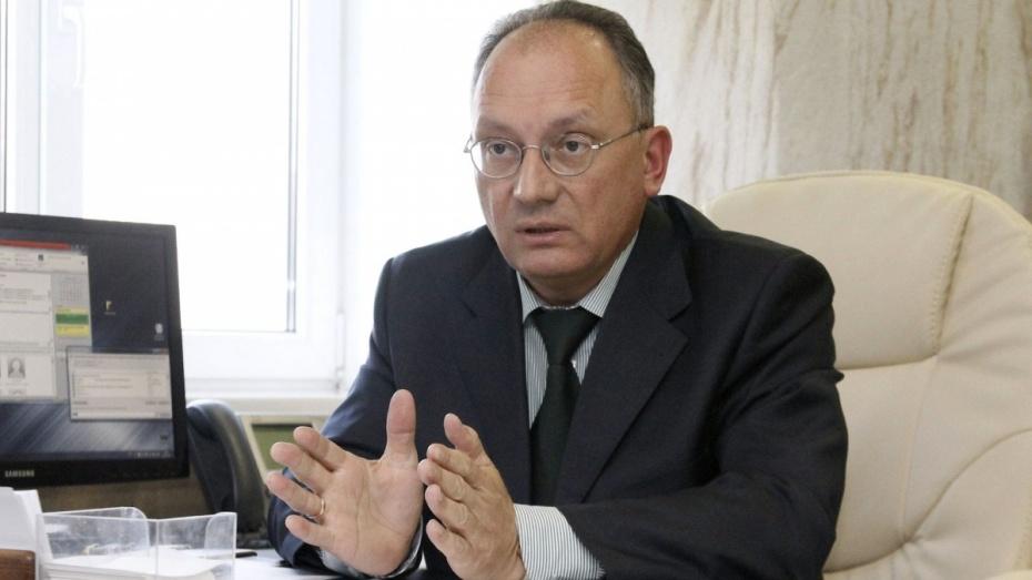 Вице-мэр Владимир Астанин возглавил Союз строителей Воронежской области