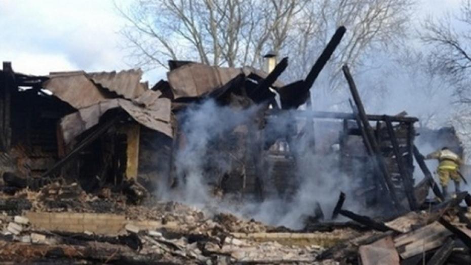 Сгорел дом престарелых в воронежской области пансион для престарелых сочи