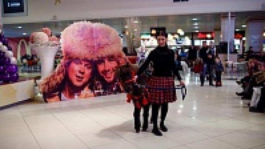 Кинотеатр «Киномакс» вместе с «Елками» запустил в Воронеже «RealD 3D»