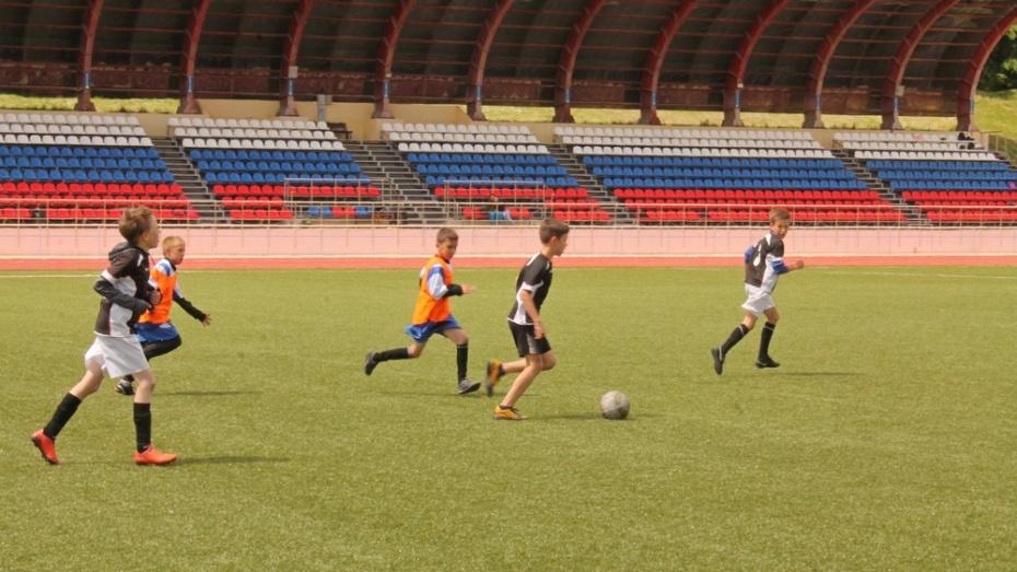 В Хохле пройдут зональные соревнования всероссийского турнира «Кожаный мяч» среди юношей