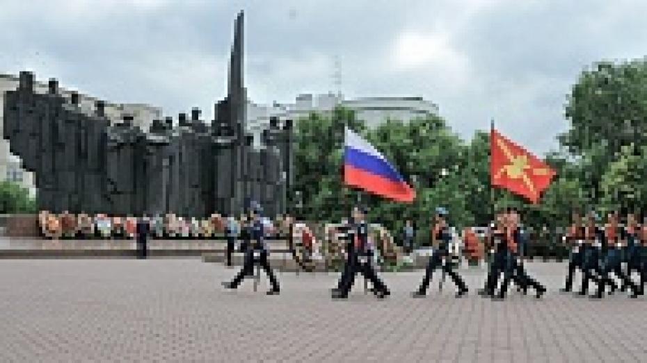 Воронежские власти закончат капремонт Площади Победы до конца мая 2015 года