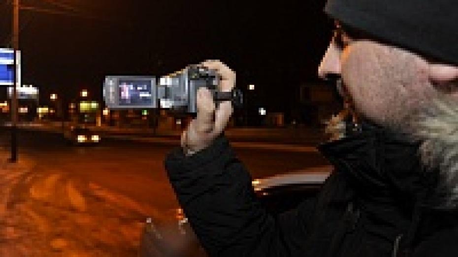 Воронежцы организовали ночной дозор на дорогах