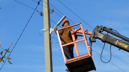 В терновских селах Народное и Липяги установят 265 энергосберегающих фонарей