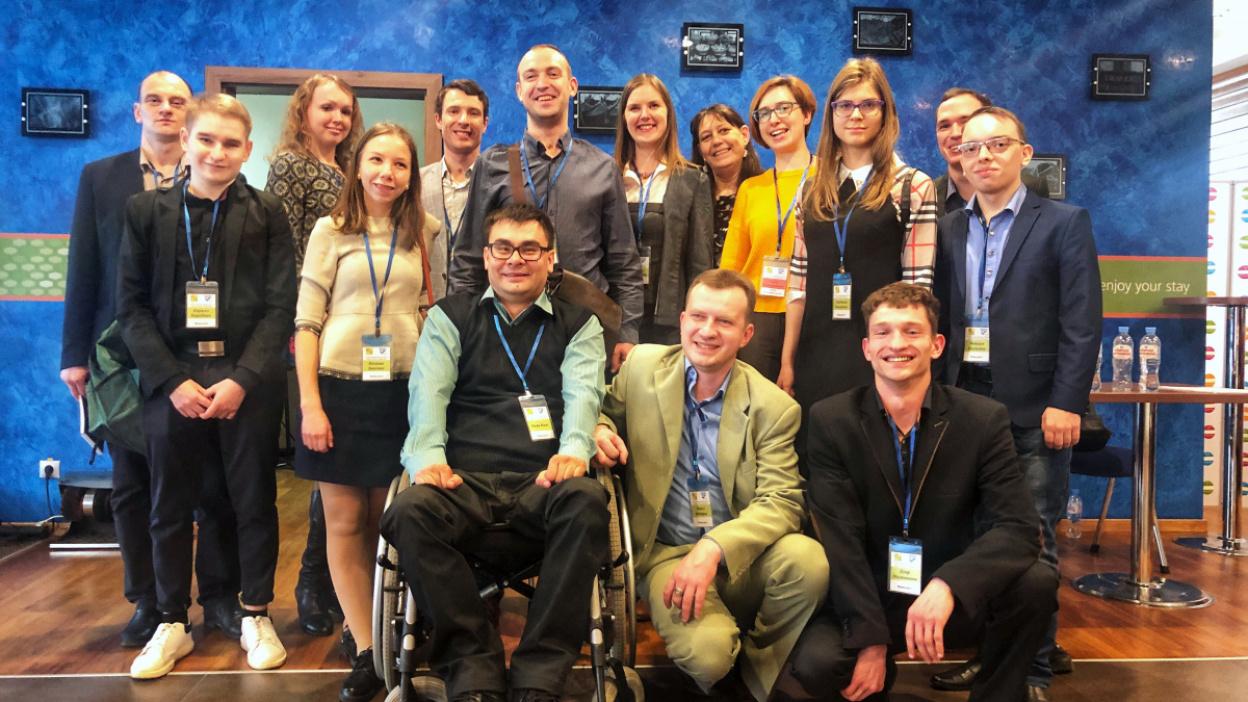 Путь к карьере. В Воронеже работники с инвалидностью поделились мотивирующими историями