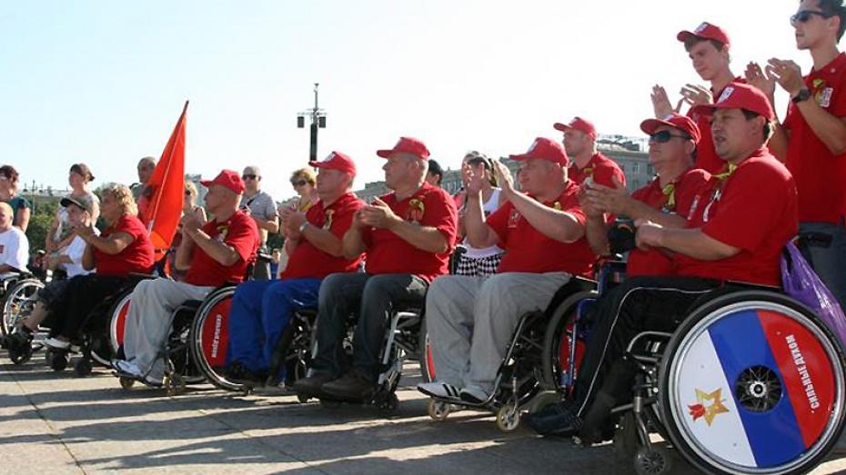 Марафон инвалидов войны приостановит движение в центре Воронежа