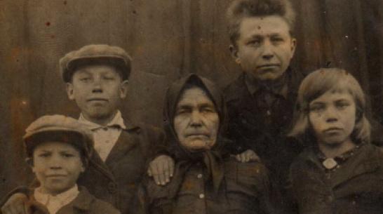 Минус пять. Воронежская учительница – о том, как война отобрала у ее бабушки сыновей
