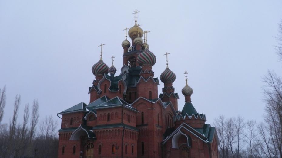 В Семилуках ограбили Свято-Митрофановский храм