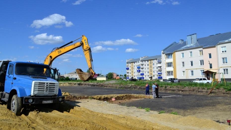 В Грибановке до конца 2015 года из ветхого жилья переедут 63 семьи