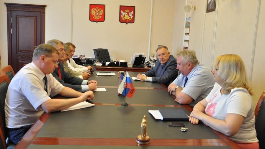 В Воронежской области запланировали ввод знака соответствия «Петровский эко-стандарт»