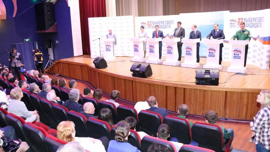 Воронежские единороссы обсудили методы борьбы с коррупцией