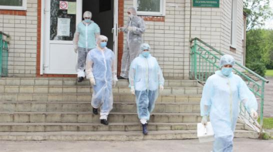 У 16 медиков райбольницы в Воронежской области выявили COVID-19