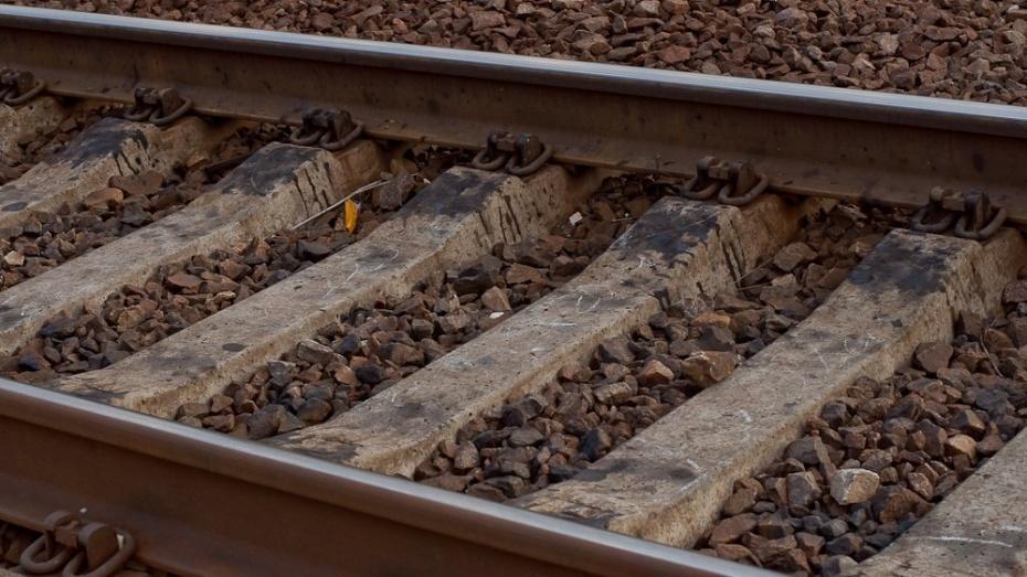 В Бобровском районе пенсионерка попала под грузовой поезд