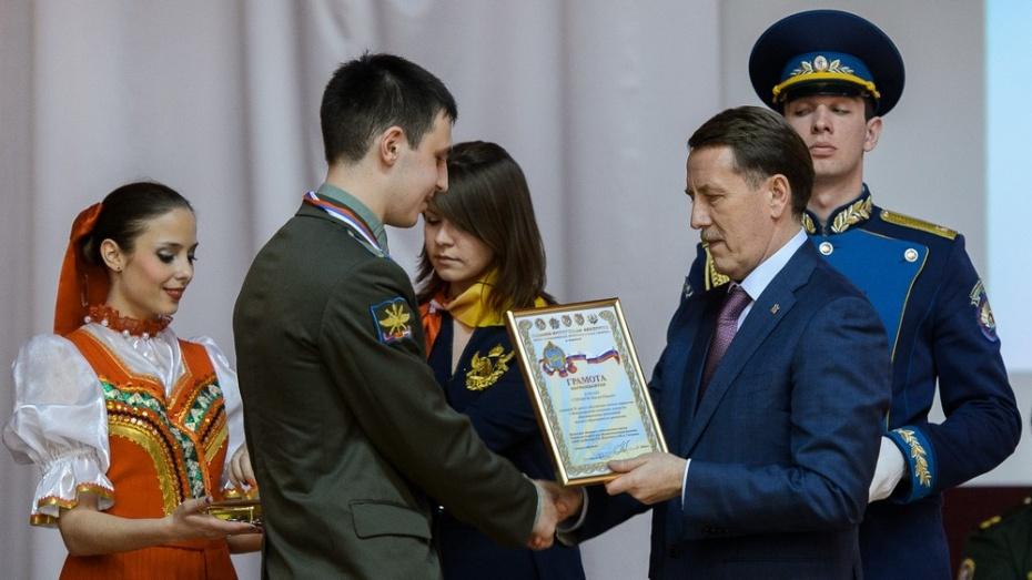 Воронежские курсанты победили в I международной олимпиаде по математике
