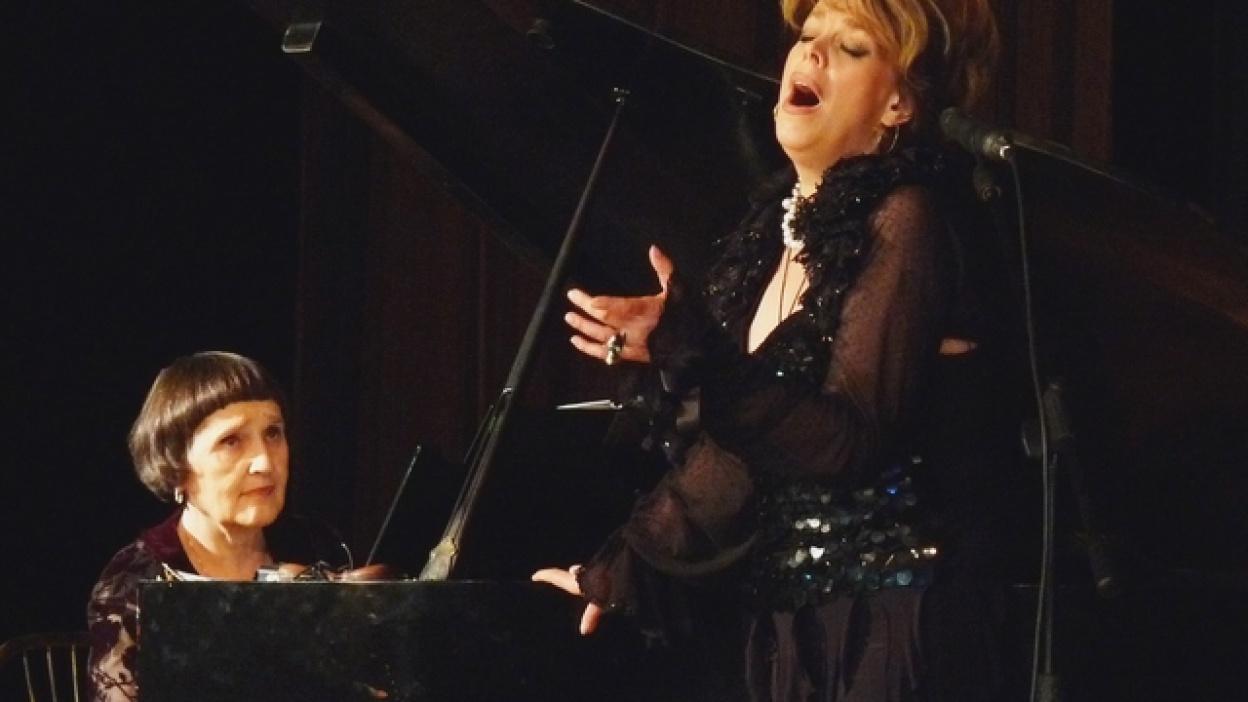 Любовь Казарновская: «Оперный певец – сволочная профессия»
