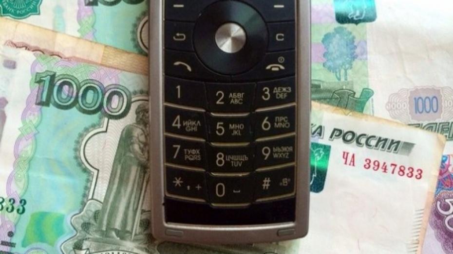 Воронежская пенсионерка перевела мошеннику 173 тысячи руб.