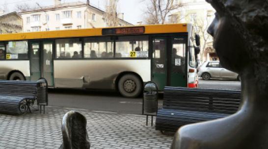 В Воронежской области стартовала массовая проверка автобусов
