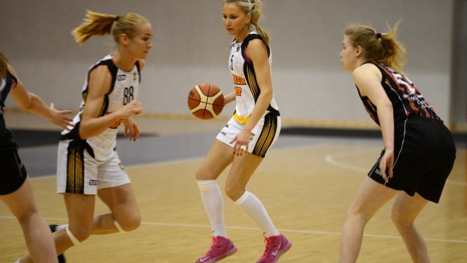 Баскетбольный «Воронеж-СКИФ» победил «Спарту энд К-2»