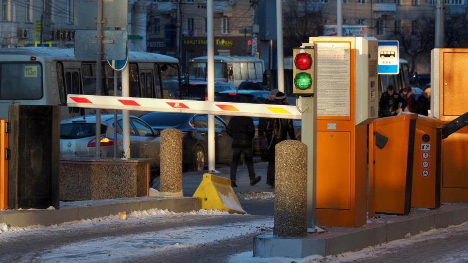 Платные парковки принесли в бюджет Воронежа 5 млн рублей