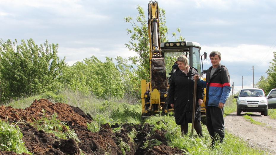 В каменском хуторе Рыбальчино установят новую водонапорную башню