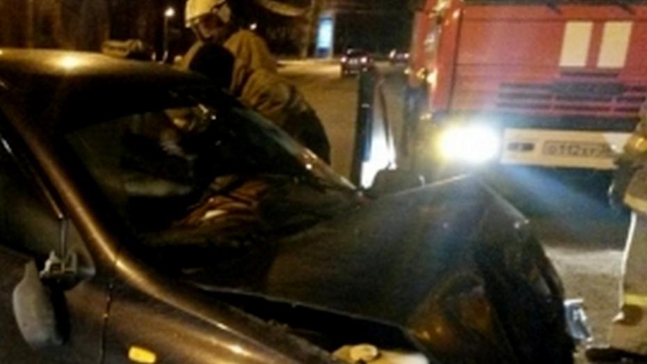 В Воронежской области на трассе Курск – Саратов в ДТП погиб 61-летний водитель