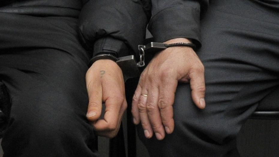 В Воронеже задержали опасного преступника, забившего своего приятеля до смерти
