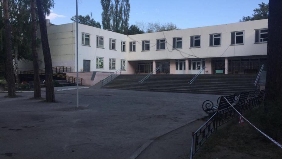 В Воронежской области приостановили работу детского санатория