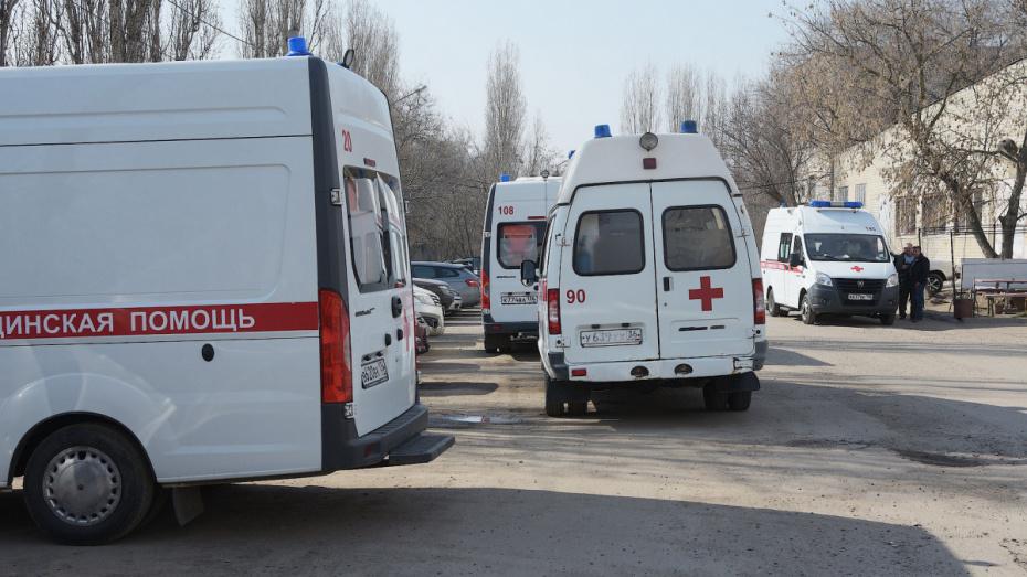 Диагноз COVID-19 поставили еще 44 пациентам в Воронежской области