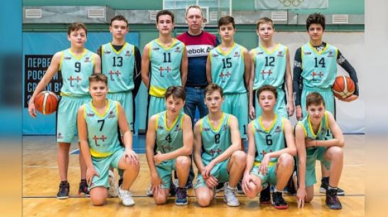 Эртильские баскетболисты заняли 2-е место в областном первенстве