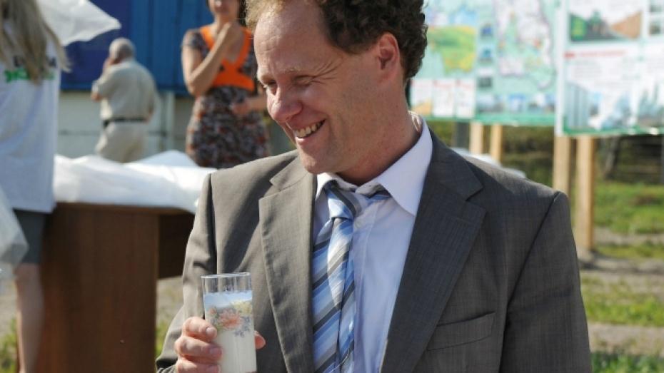 Агрохолдинг воронежского фермера Штефана Дюрра произвел больше всех молока в России