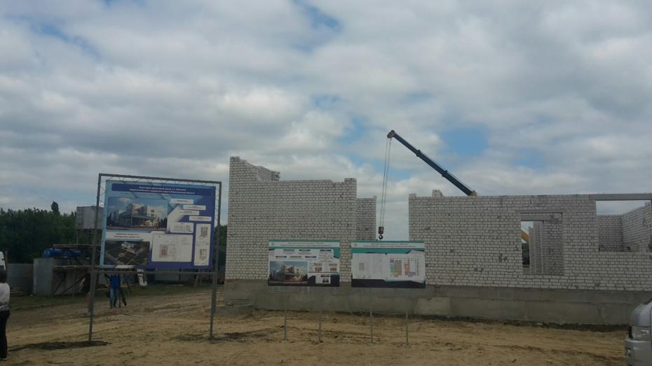 В борисоглебском селе появится культурно-досуговый центр за 80 млн рублей