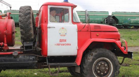 В Таловском районе за 4 дня произошло 5 пожаров