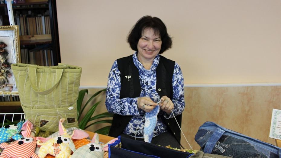 Лискинцев бесплатно научат лоскутному шитью 27 июля