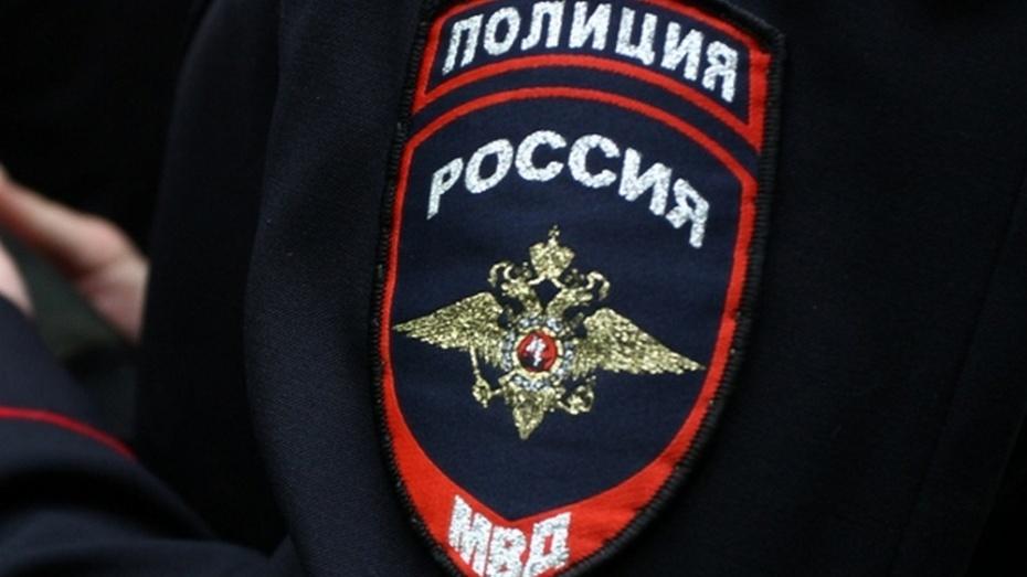 Под Воронежем рецидивист ответит в суде за драку с полицейским