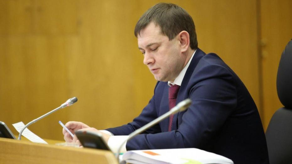Председатель Воронежской облдумы прокомментировал Послание президента Федеральному Собранию