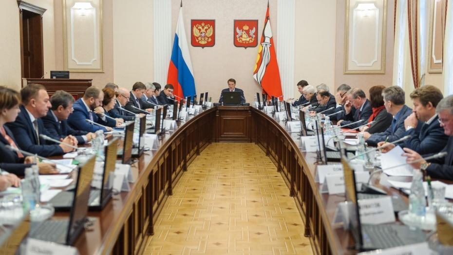 Губернатор Воронежской области поручил повысить уровень поддержки МСП
