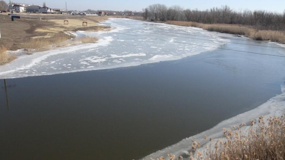 Житель Богучара спас двух четырехлетних детей, провалившихся под лед