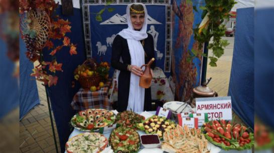 Рамонцев угостят национальными блюдами 3 ноября
