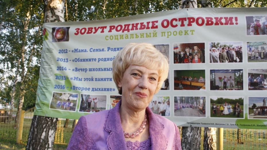 В Аннинском районе пройдет 7-й фестиваль «Зовут родные Островки»