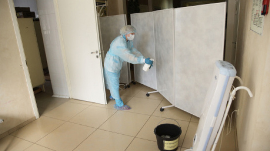 Воронежские врачи вылечили от коронавируса еще 242 пациента