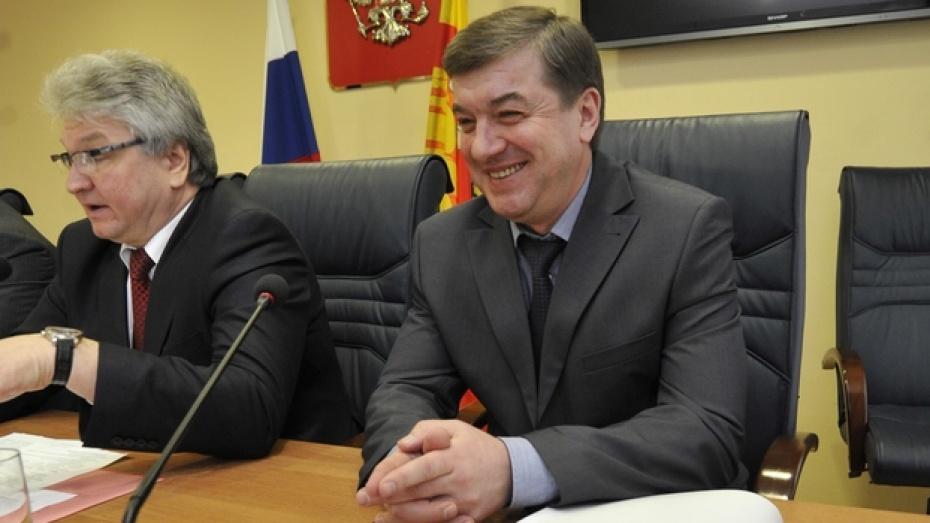 Своими главными заслугами на посту мэра Сергей Колиух назвал строительство ВПС-4 и реконструкцию Чернавского моста