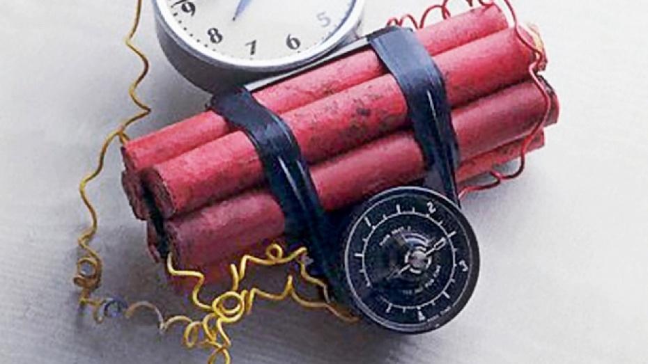 В воронежском магазине заложили «игрушечную» бомбу