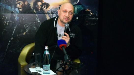 Гоша Куценко в Воронеже: «Наш фильм должен шокировать»